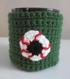 Zombie mug cosy