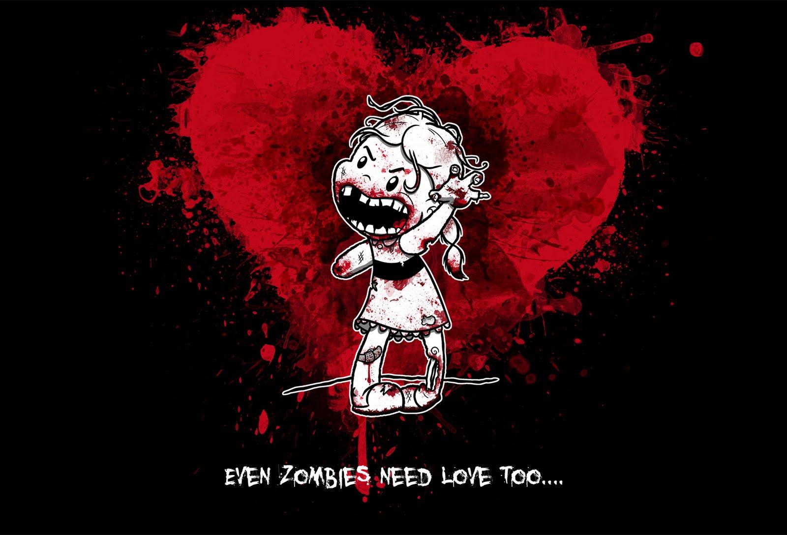 Schön Quirky Zombie